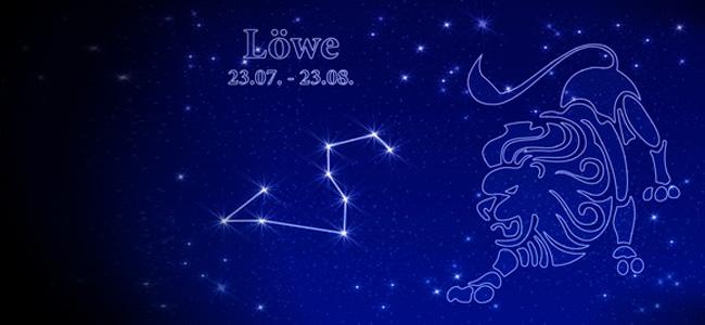 löwe horoskop
