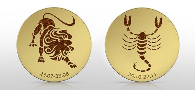 Löwe Skorpion