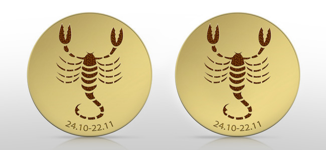 skorpion skorpion aszendent